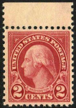 Once Again In 1924 The Bureau Decided To Make Use Of Their Scrap Coil Waste Sheets There Is One Major Difference These Stamps And Earlier