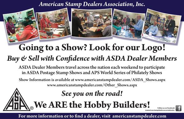 American Stamp Dealers Association